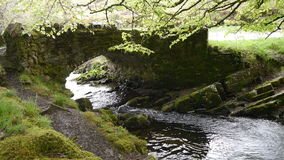 Exmoor National Park Stock Image