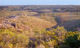 Exmount-Landschaft Stockbilder