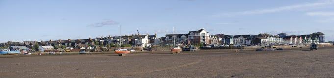 Exmouth Devon au R-U Photo libre de droits