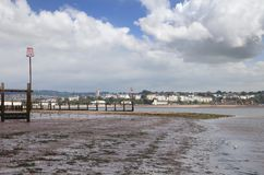 Exmouth, Devon, England Royalty Free Stock Images
