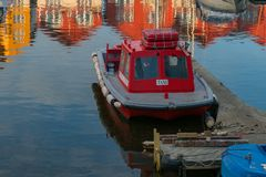 Exmouth, Devon, R-U Image libre de droits