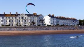 Exmouth Devon Stock Images