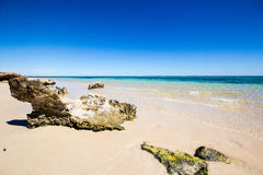 Exmouth en Westaustralia Foto de archivo