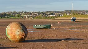Exmouth harbour, Devon, UK Royalty Free Stock Photography