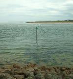 Exmouth morze i plaża obrazy royalty free
