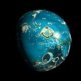 Exo Planet Stock Photo