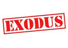 EXODUS Royalty Free Stock Photos
