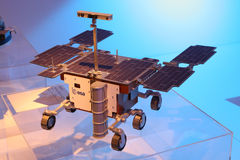 Exomars Rover Royalty Free Stock Images