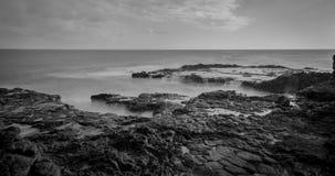 Exoosure lungo dell'oceano Fotografie Stock Libere da Diritti