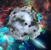 Exoplanet ilustracji