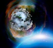 Exoplanet royalty ilustracja