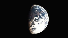 Exoplanet1 Foto de archivo libre de regalías