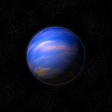 Exoplanet Royalty Free Stock Image