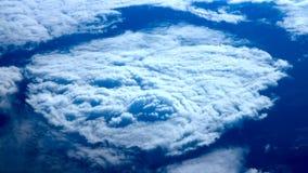 Exorbitant heavenly view Royalty Free Stock Photos