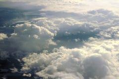 Exorbitant heavenly view Stock Image