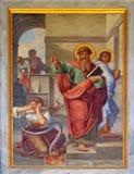 Exorcismen av den slav- Girl Royaltyfria Foton
