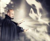 Exorcist Royalty Free Stock Image