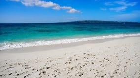 Exotic beach stock video