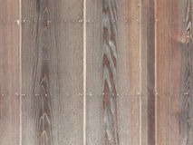 Exotic brown fence Royalty Free Stock Photography