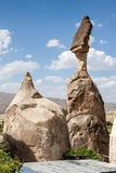 Exotic Cappadocia Stock Photo