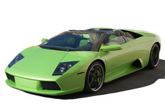 Exotic Car royalty free stock photography