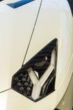 Exotic Car Headlight royalty free stock photos