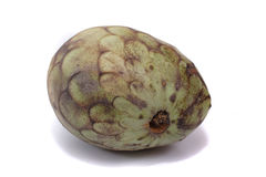 Exotic cherimoya fruit Stock Photography
