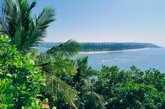 Exotic Coast Royalty Free Stock Photography