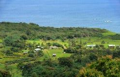 Exotic coastline of Hawaii Stock Photo