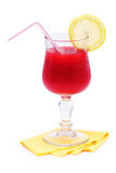 Exotic cocktail Stock Image