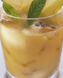 Exotic Coctails Royalty Free Stock Photography