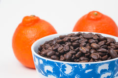 Exotic coffee Royalty Free Stock Photography