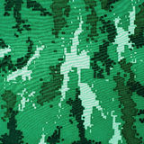 Exotic color digital camouflage as background or pattern Royalty Free Stock Images