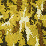Exotic color digital camouflage as background or pattern Royalty Free Stock Photo