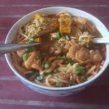 Exotic dish stock photography