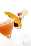 Exotic drinks Royalty Free Stock Photos