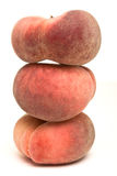 Exotic Flat peach Stock Image