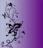 Exotic flower background Royalty Free Stock Image