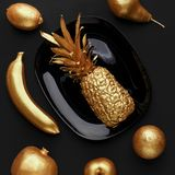 Exotic food concept