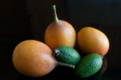 Exotic Fruit Royalty Free Stock Photography