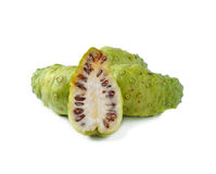 Exotic Fruit - Noni Royalty Free Stock Photos