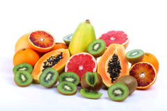 Exotic fruit Stock Photography