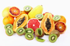 Exotic fruit Stock Photo