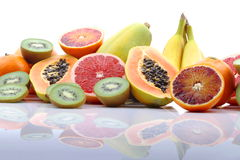 Exotic fruit Stock Image