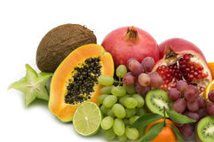 Exotic fruits Royalty Free Stock Photos