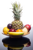Exotic fruits Stock Photo