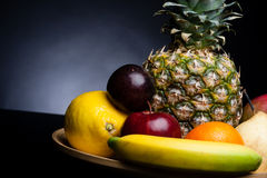 Exotic fruits Royalty Free Stock Images