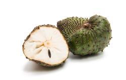 Exotic fruits Soursop  Royalty Free Stock Image