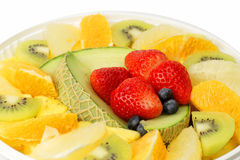 Exotic fruits temptation Stock Photos