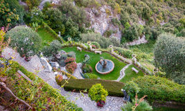 Exotic garden Royalty Free Stock Photo